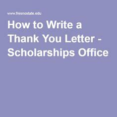 How to write a follow up letter to an application